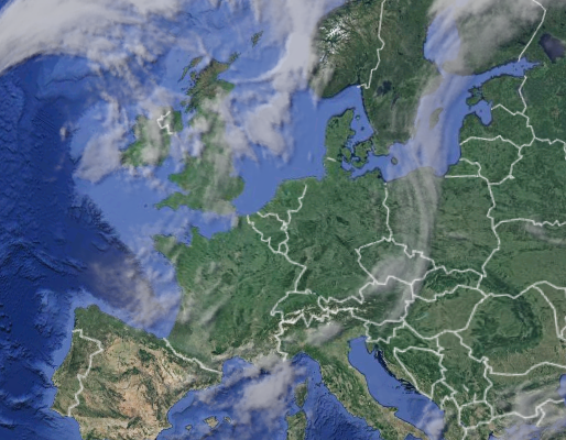 Zone di restrizione in Europa – Bluetongue