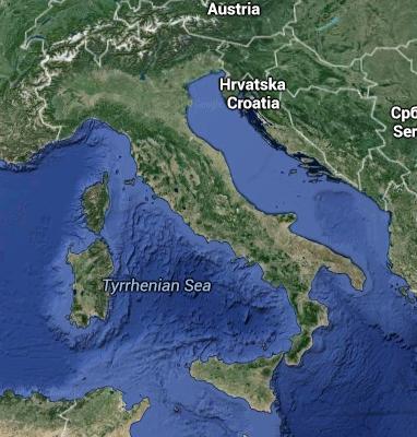 Anemia Infettiva Equina (AIE) – Mappa dei casi confermati in Italia