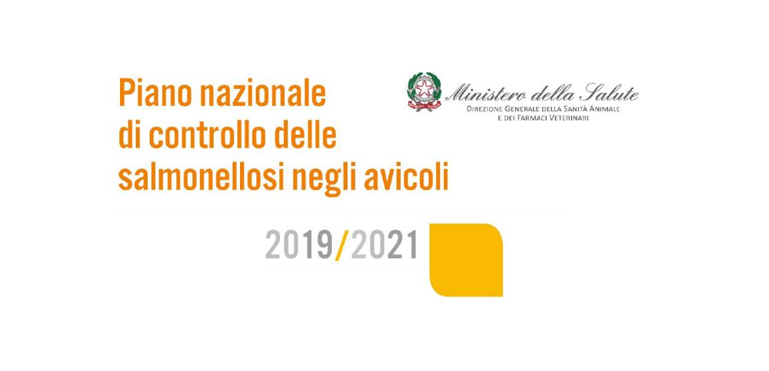 Piano Nazionale Salmonellosi 2019-2021